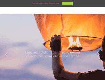 languageinsight.com screenshot