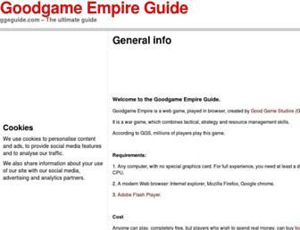 Thumbshot of Ggeguide.com
