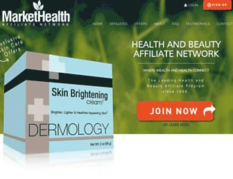 Thumbshot of Markethealth.com