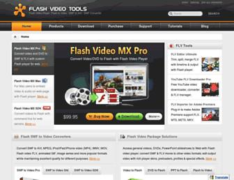 flash-video-mx.com screenshot