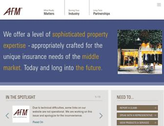 affiliatedfm.com screenshot