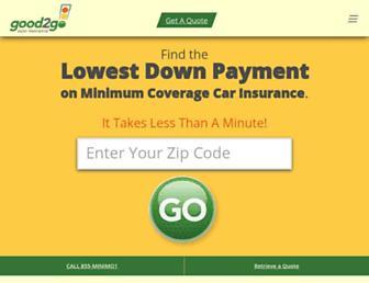 good2go.com screenshot