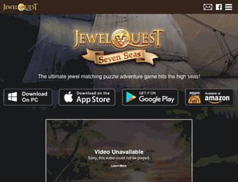 jewelquest.com screenshot