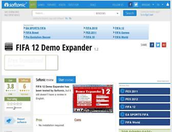 fifa-12-demo-expander.en.softonic.com screenshot