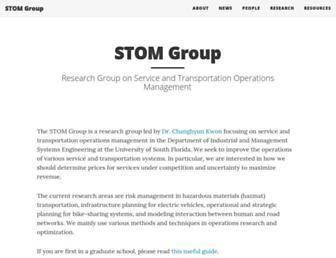 stom.chkwon.net screenshot
