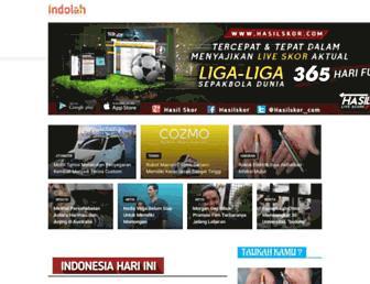 indolah.com screenshot
