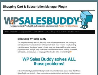 Thumbshot of Wpsalesbuddy.com