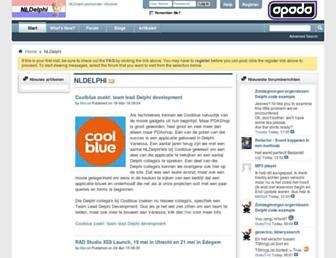 nldelphi.com screenshot