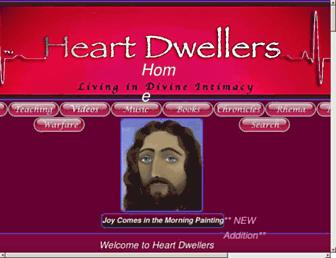 heartdwellers.org screenshot