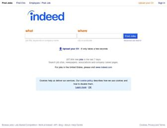 Thumbshot of Indeed.co.uk
