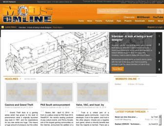 modsonline.com screenshot