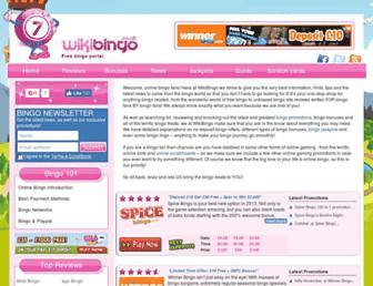 Thumbshot of Wikibingo.co.uk