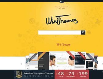 winithemes.com screenshot
