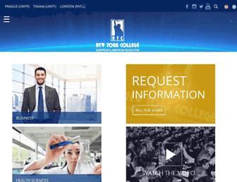 nyc.gr screenshot