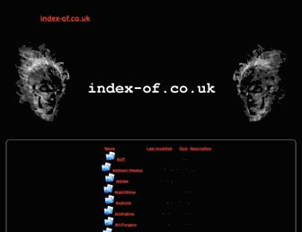 index-of.co.uk screenshot