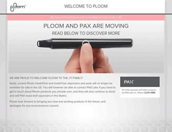 Thumbshot of Ploom.com