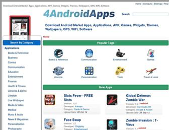 Thumbshot of 4androidapps.net