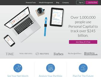 Thumbshot of Personalcapital.com