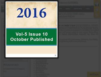 ijcmas.com screenshot