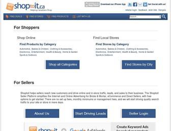 Thumbshot of Shoptoit.ca