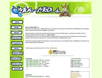 emule-mods.de screenshot