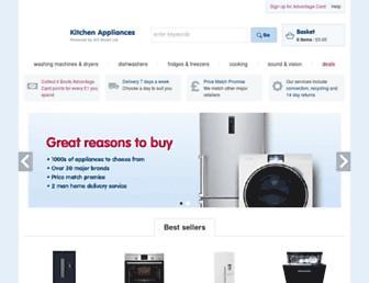 Thumbshot of Bootskitchenappliances.com