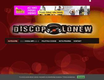 discopolonew.cba.pl screenshot