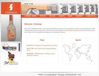 codimag.com screenshot