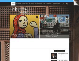 Thumbshot of Identity-mag.com