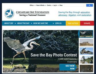 Thumbshot of Cbf.org
