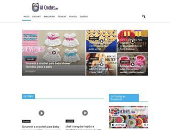 alcrochet.com screenshot