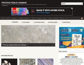 Thumbshot of Photos-public-domain.com