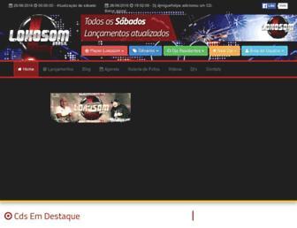 lokosom.com.br screenshot
