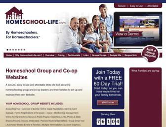Thumbshot of Homeschool-life.com