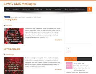 love43message.blogspot.com screenshot