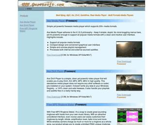 gustosoft.com screenshot