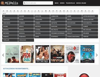 milpelis.net screenshot