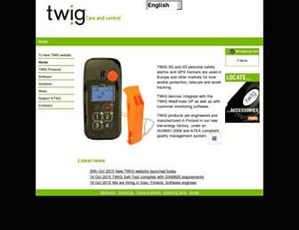ftp.twigcom.com screenshot