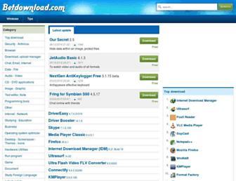 betdownload.com screenshot
