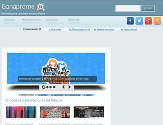 ganapromo.com screenshot