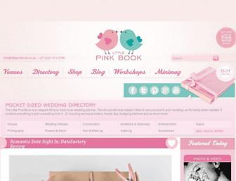 Thumbshot of Littlepinkbook.co.za