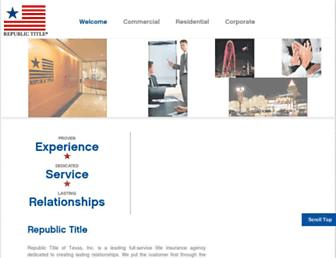 republictitle.com screenshot