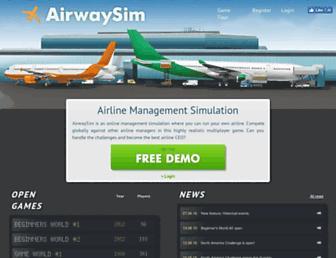 Thumbshot of Airwaysim.com