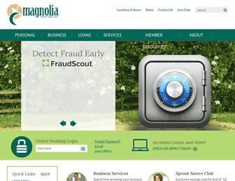 magfedcu.org screenshot