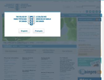 cfpc.ca screenshot