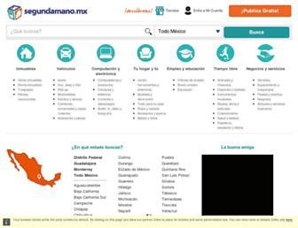 Thumbshot of Olx.com.mx