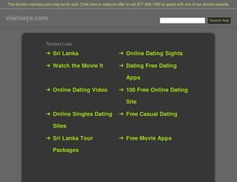 vishvaya.com screenshot