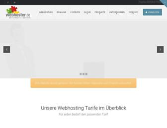 Thumbshot of Webhoster.ag