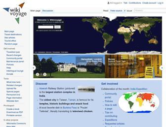 en.wikivoyage.org screenshot