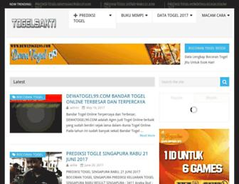 togelsakti.com screenshot